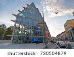 milan  italy   circa september  ... | Shutterstock . vector #730504879
