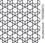 vector seamless pattern.... | Shutterstock .eps vector #730568071