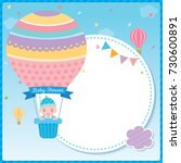 Baby Shower Card For Newborn...