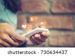 Social Media Social Network...