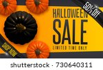 design banner autumn sale.... | Shutterstock . vector #730640311