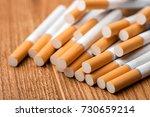Cigarette  Cigarette On A...