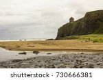 A View Across Downhill Beach I...