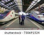 paris  france  27 mar 2017 ... | Shutterstock . vector #730691524