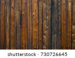 sunburned and weathered wooden...   Shutterstock . vector #730726645
