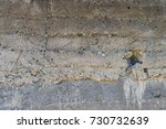 rough wall  rough cement | Shutterstock . vector #730732639