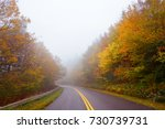 Foggy Morning On  Blue Ridge...