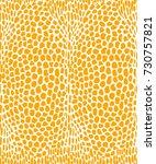 animal print reptile skin... | Shutterstock .eps vector #730757821