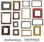 frames collection | Shutterstock . vector #730759825