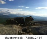 Small photo of Overlooking the High Peaks Region of the Adirondack Mountains