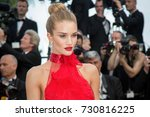 rosie huntington whiteley  ... | Shutterstock . vector #730816225