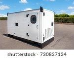Industrial Diesel Generator.