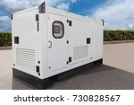 Mobile diesel generator for...