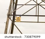 Metal Pylon Electrical Tower...