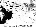distressed black overlay... | Shutterstock .eps vector #730927657