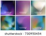 abstract creative concept...   Shutterstock .eps vector #730950454