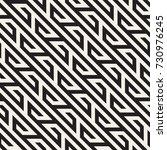 vector seamless pattern. modern ... | Shutterstock .eps vector #730976245