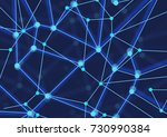 abstract background with... | Shutterstock . vector #730990384