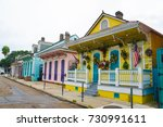 New Orleans Steetscape