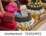 thai wedding decoration | Shutterstock . vector #731014921