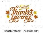 vector illustration. happy... | Shutterstock .eps vector #731031484