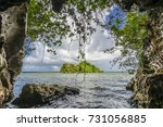 Los Haitises National Park In...