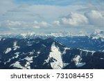 winter landscape. austria | Shutterstock . vector #731084455