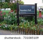 alexandria  virginia september... | Shutterstock . vector #731085109