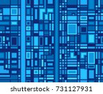 seamless rectangles pattern in...