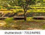 Three Large Picnic Tables...
