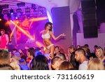 odessa  ukraine july 24  2015 ... | Shutterstock . vector #731160619