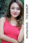 Small photo of Hispanic Latina Person