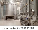 Modern Wine Factory With New...
