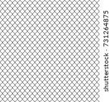 seamless fence rabitz pattern.... | Shutterstock .eps vector #731264875