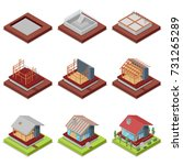 isometric set construction