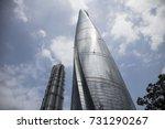 shanghai  china   september 8 ...   Shutterstock . vector #731290267