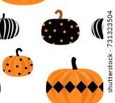 vector flat illustration.... | Shutterstock .eps vector #731323504