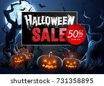 Halloween Sale  Pumpkin...