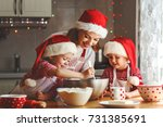 happy family mother and... | Shutterstock . vector #731385691
