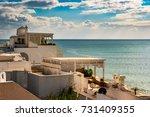 hammamet  tunisia. image of... | Shutterstock . vector #731409355