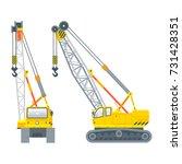 stock vector isolated... | Shutterstock .eps vector #731428351