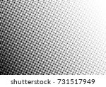 fade halftone background.... | Shutterstock .eps vector #731517949