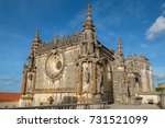 chapter house and main church...   Shutterstock . vector #731521099