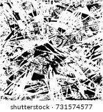print distress background in... | Shutterstock .eps vector #731574577