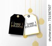 modern graphic design elements. ... | Shutterstock .eps vector #731587507
