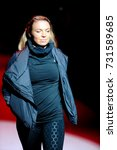 fashion models represent... | Shutterstock . vector #731589685