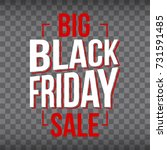 abstract vector black friday... | Shutterstock .eps vector #731591485