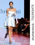 fashion models represent... | Shutterstock . vector #731592475