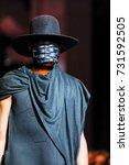 fashion models represent... | Shutterstock . vector #731592505