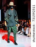 fashion models represent... | Shutterstock . vector #731592511